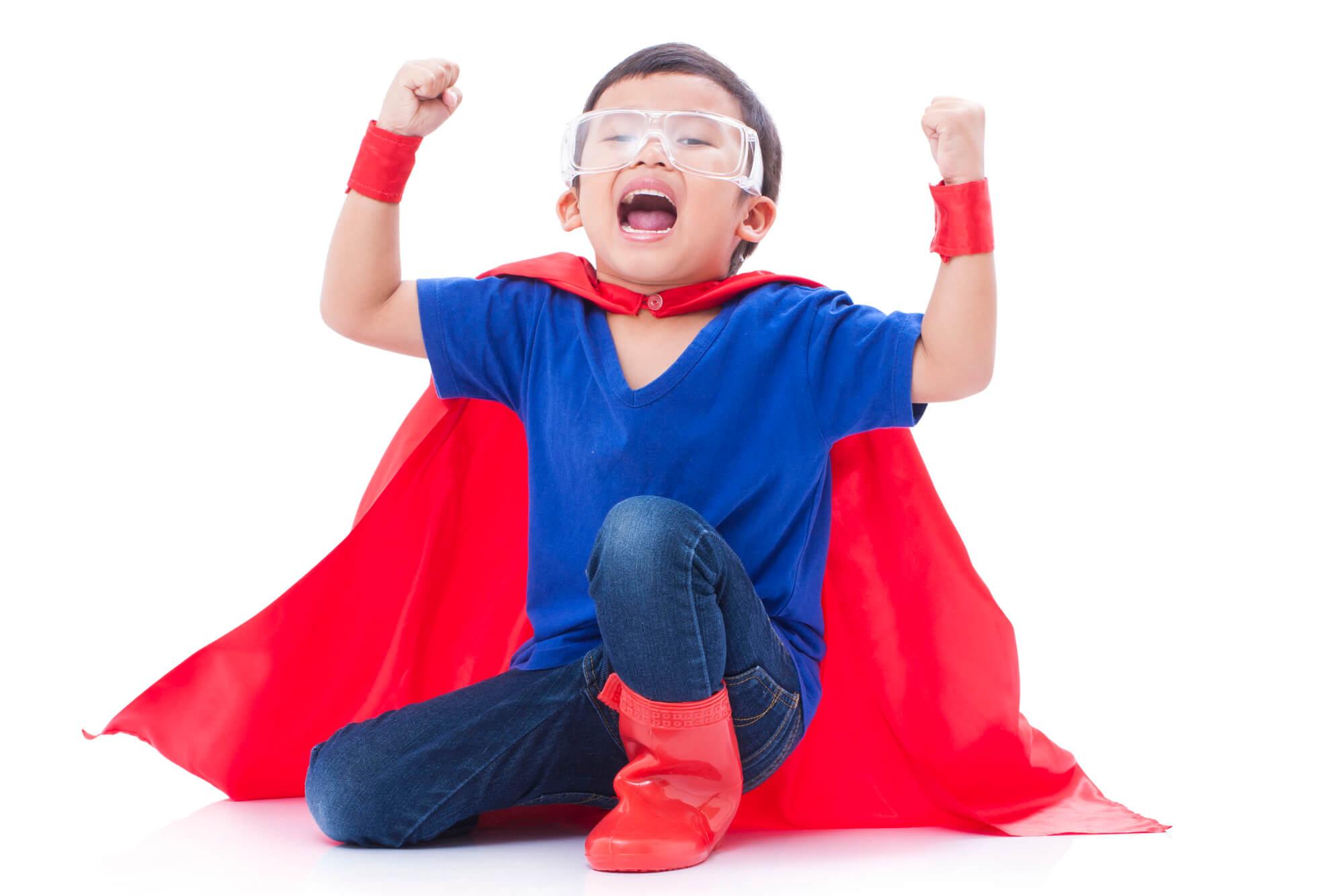 Confidence in Children